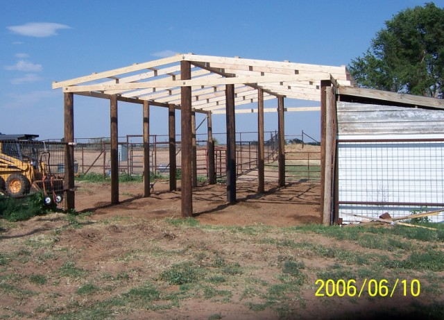 Shed work guide barn construction kansas city for Hay shed plans
